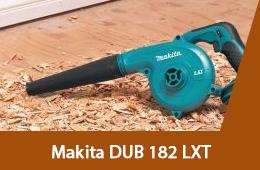 Makita DUB 182 LXT