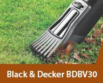 Black & Decker BDBV30